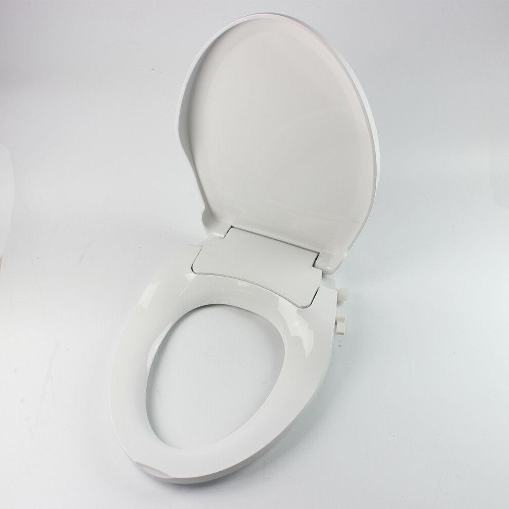 O/V/D Toilet Non Sleek Simple to with Cover