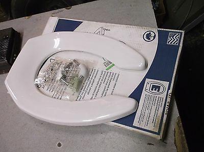 NEW StaTite DuraGuard Antimicrobial Bemis Commercial Toilet