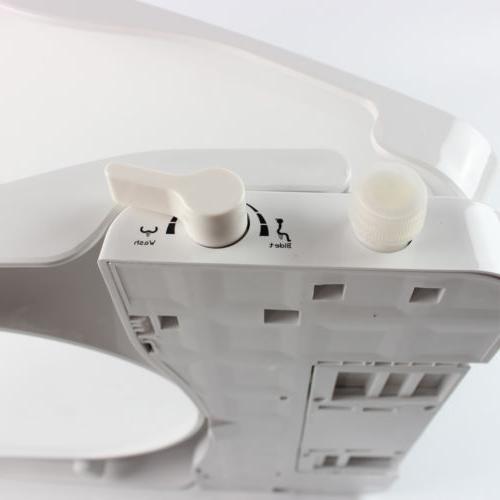 Non-Electric Bidet Toilet Shape-D Durable