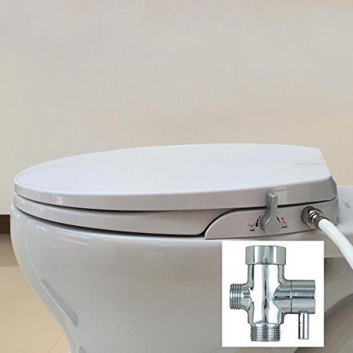 non electric toilet bidet seat