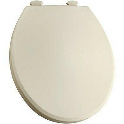 plastic round toilet seat with easy clean
