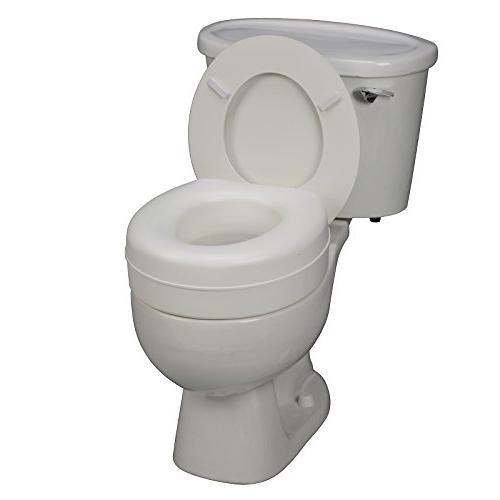 HealthSmart Toilet Seat