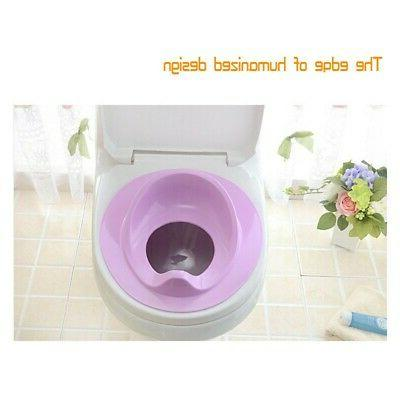 1x Toddler Baby Kids Safety Toilet Chair Training Potty Pee