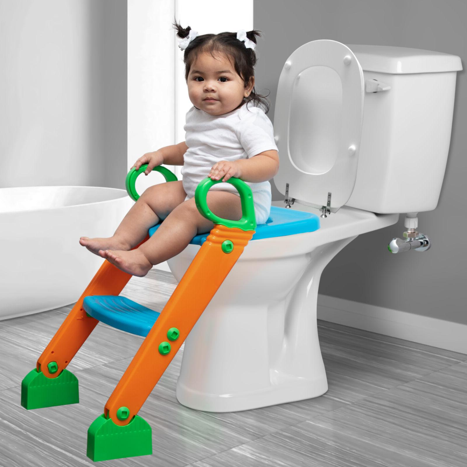 Kids Seat with Step Stool for Child Chair