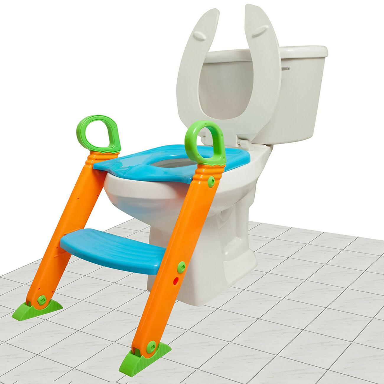 Kids with Step Ladder for Toddler Chair