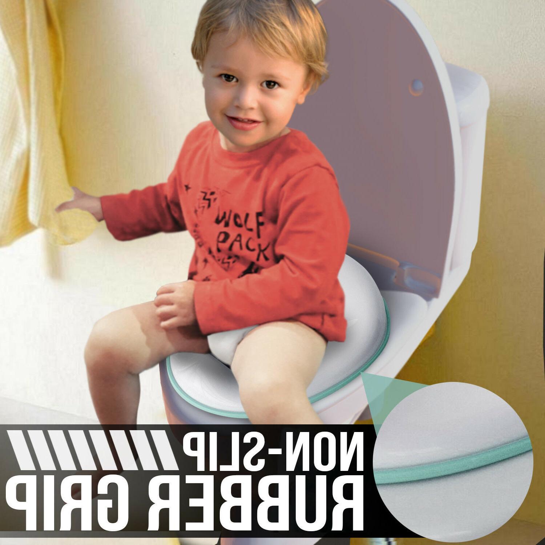 Potty Training Boys Girls, Round Oval Toilets - Jool