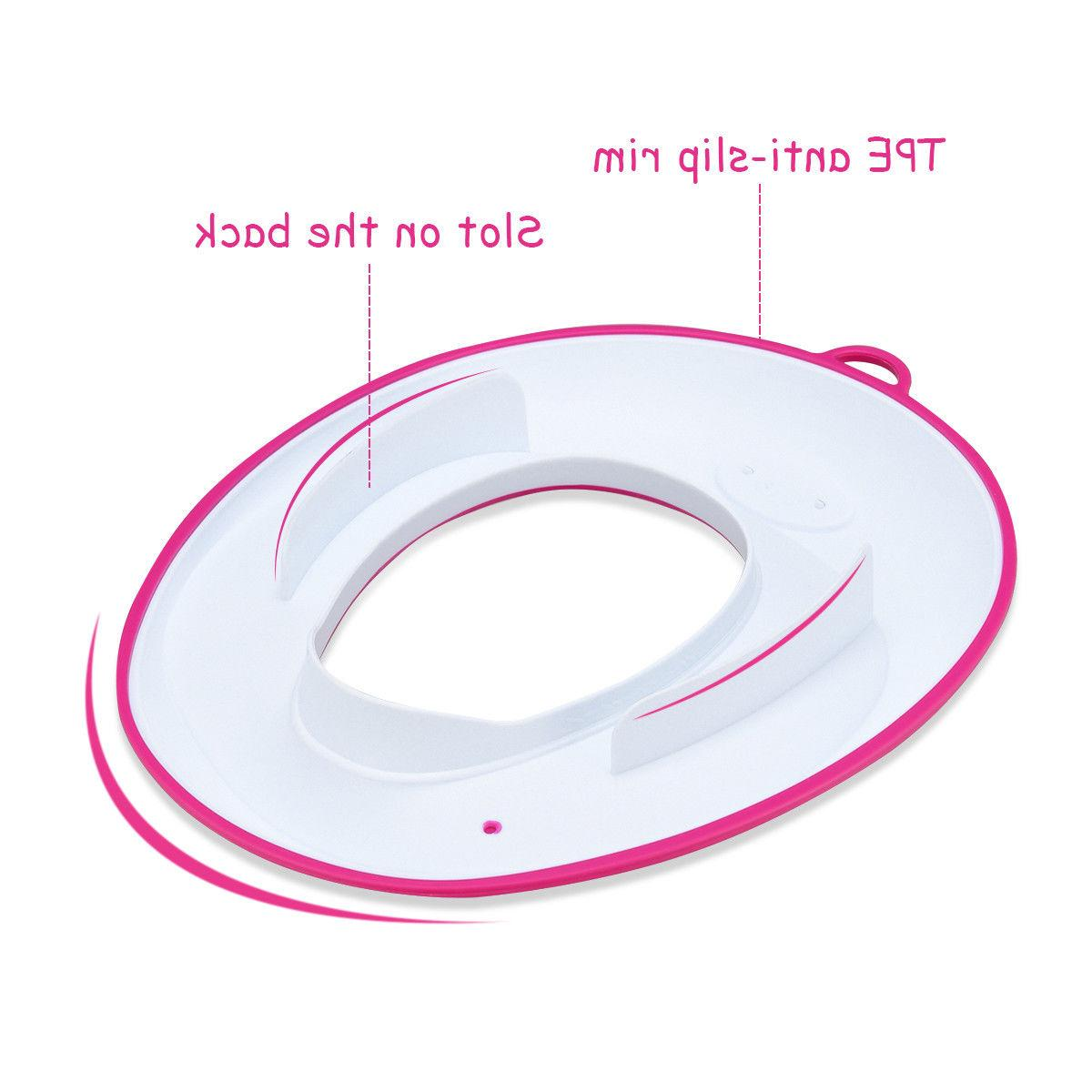 Potty Training Seat Toddlers Guard Toilet