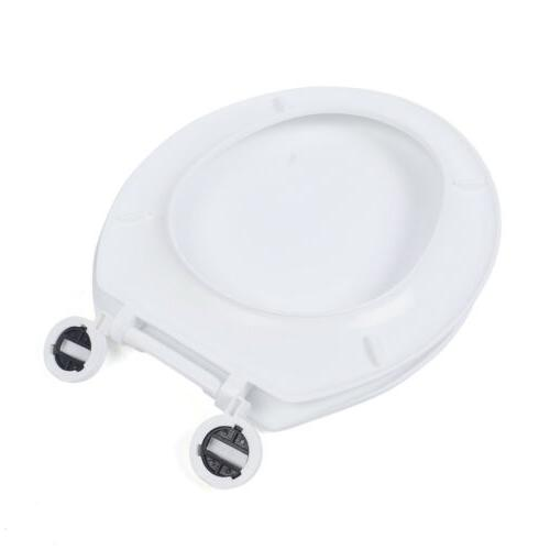 Toilet Seat Fits O toilets Quick Loosing