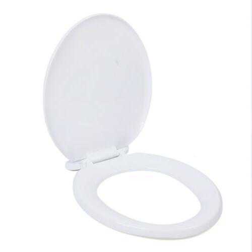 Toilet Seat Top Fits shape toilets Quick
