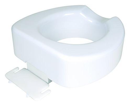Carex Quick Toilet Riser, 1 ea