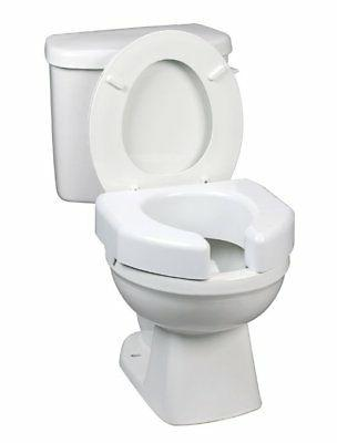 Raised Toilet Seat 3 Capacity *NEW!