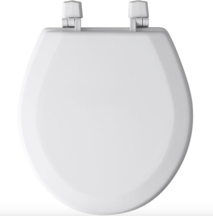 Kohler Front Bathroom Toilet Lid Cover New