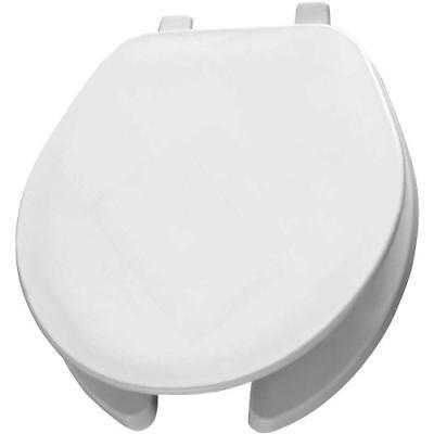 round open front toilet seat