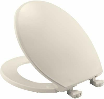 round solid plastic toilet seat