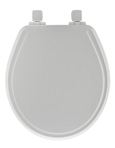 Mayfair Round Molded Durable Multi Enamel White White