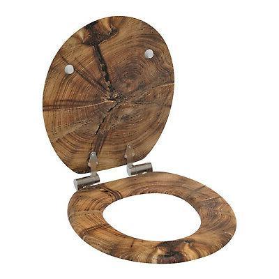 Sanilo Round Toilet Seat, Wide Choice of Slow Close Toilet S