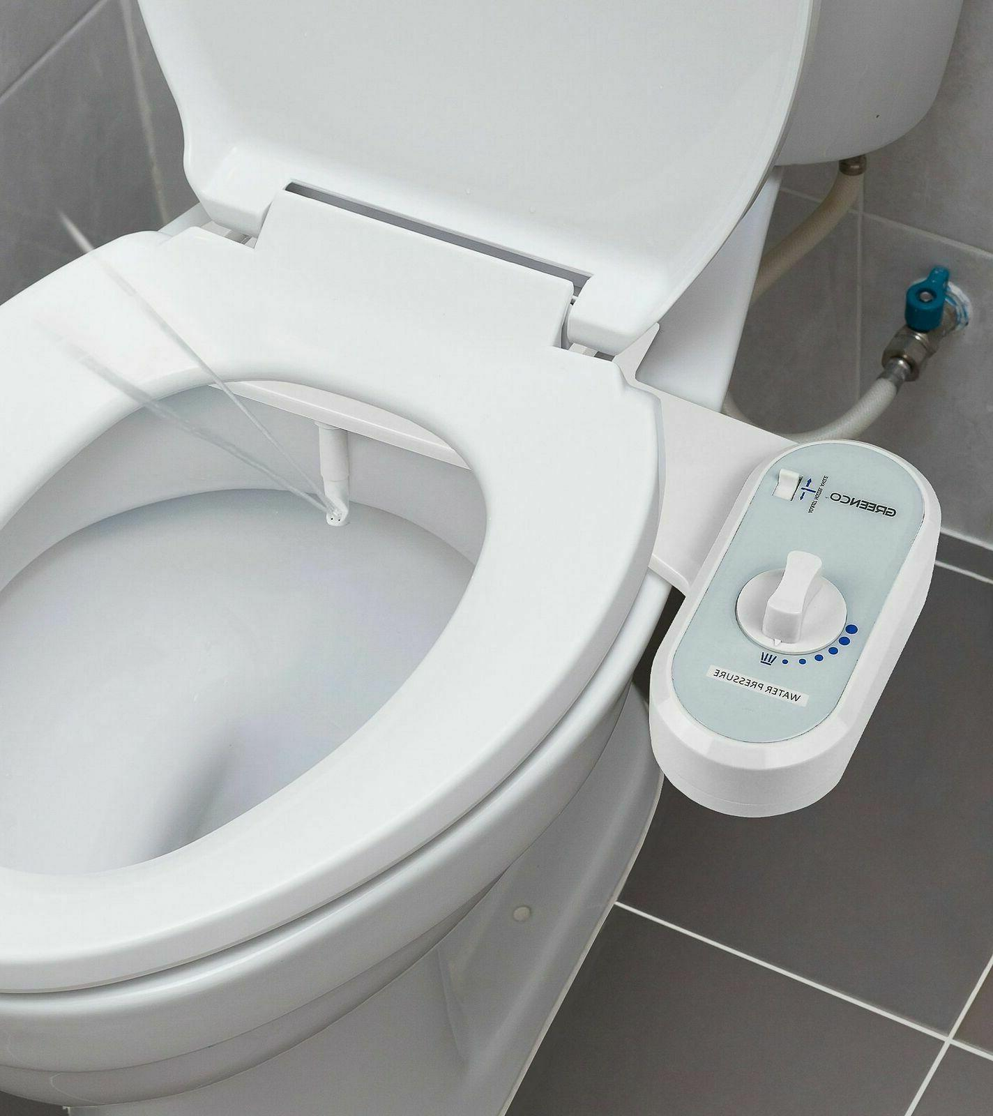 RV Bidet Toilet Water