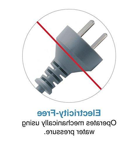 GenieBidet Seat - Self & Feminine No wiring 20-45 installation or less. T ON/OFF