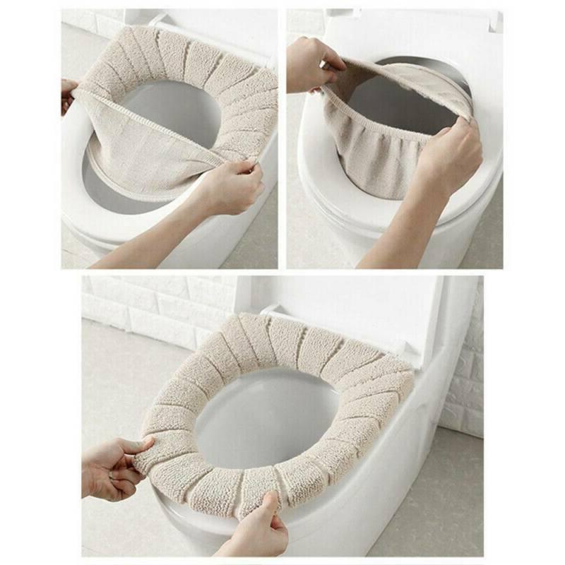 Soft Bathroom Closestool Cover Pad