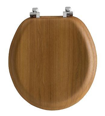 Oak Wooden Chrome Natural