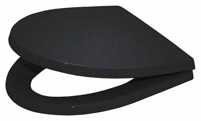 Toto SS214#51 Ebony Soiree Slow Close Elongated Toilet Seat