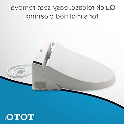 TOTO Electronic Bidet Tolet with SoftClose Cotton