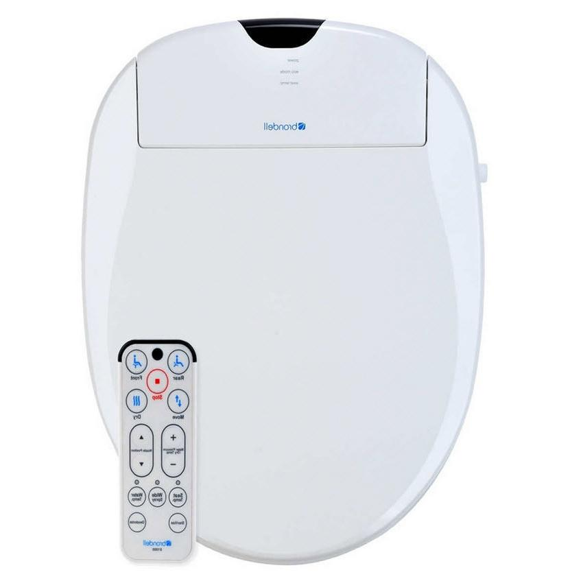 swash 1000 bidet toilet seat round advanced