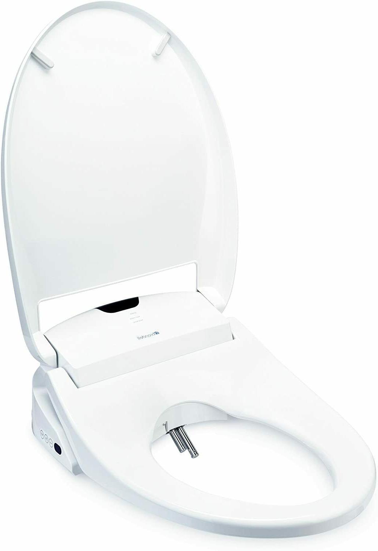 Brondell Swash Luxury Bidet Toilet Round Toilets, White