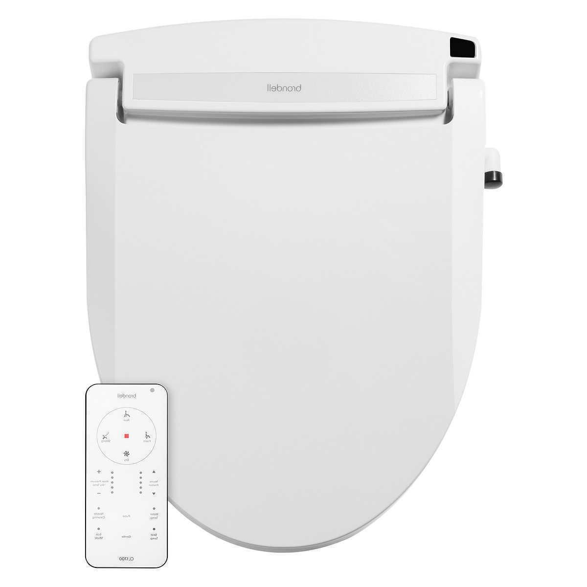 swash cl1700 bidet toilet seat heated soft