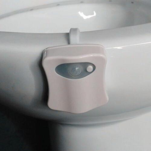 Toilet Bathroom Light Seat Lights