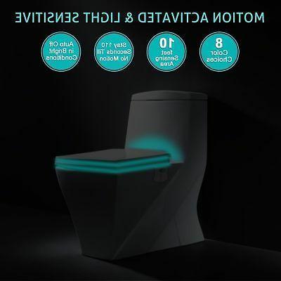 Toilet Sensing Motion 8 Color