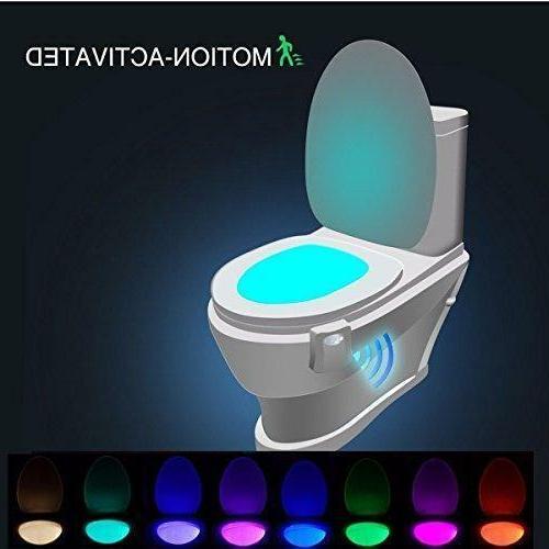 toilet night light version seen