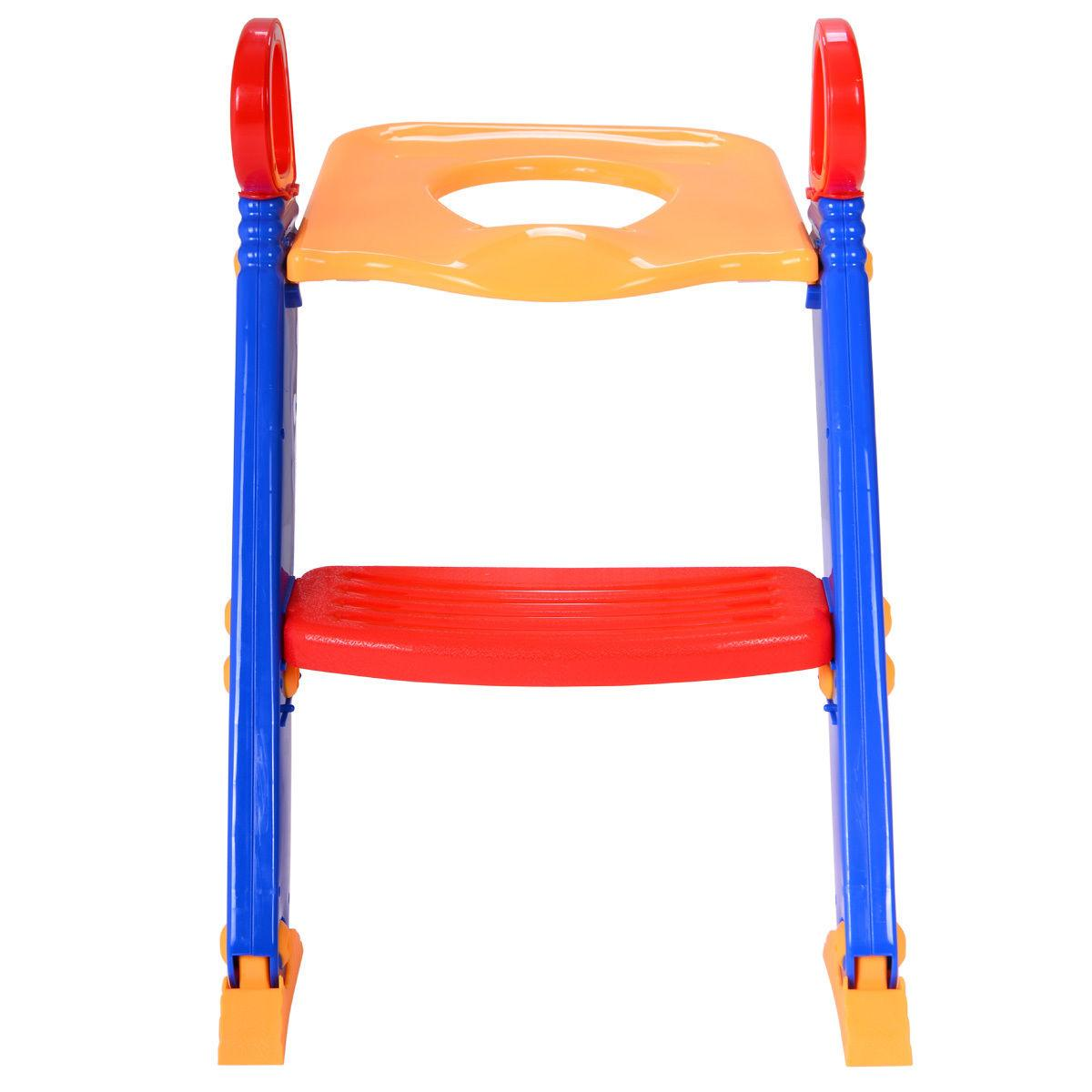 Trainer Potty Chair Toddler Stool