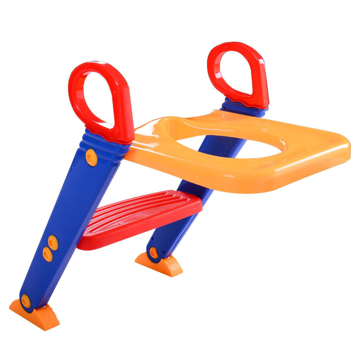 Chair Kids Toddler Ladder Stool