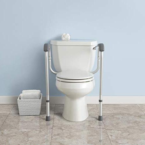 Medline Safety Rails, Safety for with Adjustable, Bathroom