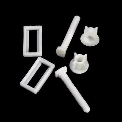 1Pair Seat Bolts Screw Fixing Fitting Kits Tools