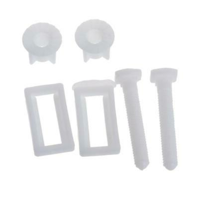 1pair toilet seat hinge bolts screw fixing