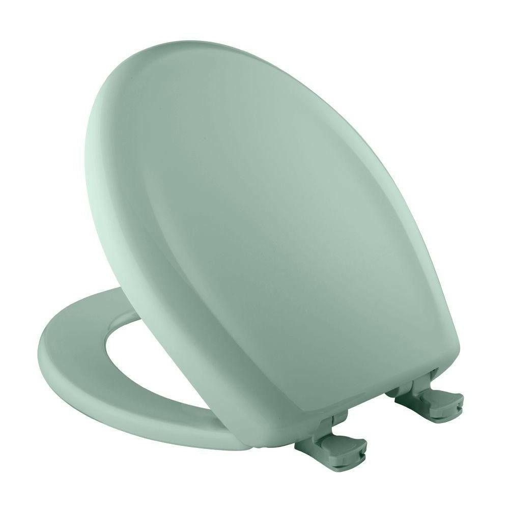 Bemis Toilet Seat Seafoam Green Toilet Seat