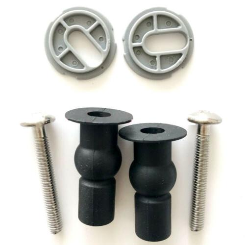 Toilet Seat Cover Fixing Screw Bolt TC376CS-1 Repair Parts F