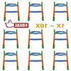 LOT Kids Trainer Seat Chair Toddler Training Toilet Ladder S