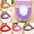 washable toilet seat lid top cover pad