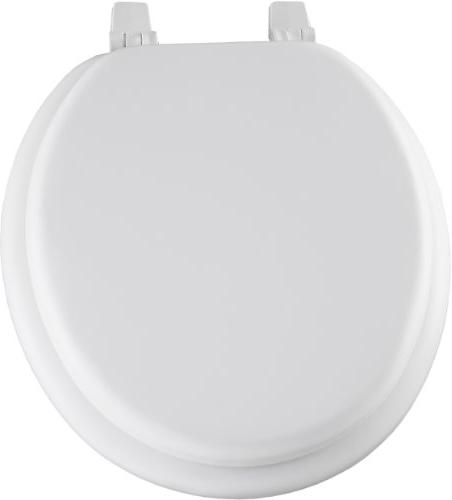 Mayfair Toilet Seat Soft Seat White