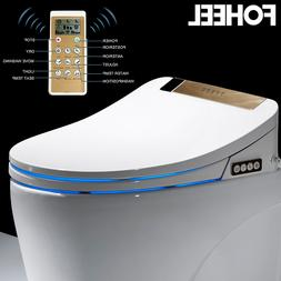 LCD <font><b>3</b></font> Color Intelligent <font><b>Toilet<