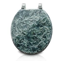Trimmer Marblized Molded Wood Toilet Seats Faux-marble Paint