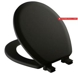 Mayfair Molded Wood Toilet Seat With Easy Clean  Change Hing