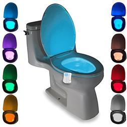 Premium Motion Sensor Toilet LED Night Light, Home Toilet /