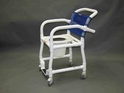 Anthros PVC Products N18PBBR-C00-3ULN 18 in. Seat Width Stat