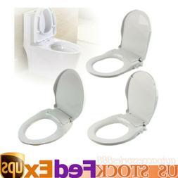 PP Bidet Toilet Seat Sets V/O/D Self-Cleaing Nozzle Sprayer