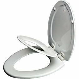Mayfair Nextstep Toilet Seat With Built-In Potty Training Se