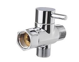 nickel chrome t connector